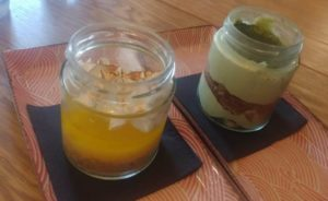 Tiramisú de Té Matcha i Lemon Pie